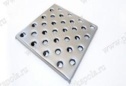 Напольная промышленная плитка 32 анкера без покрытия